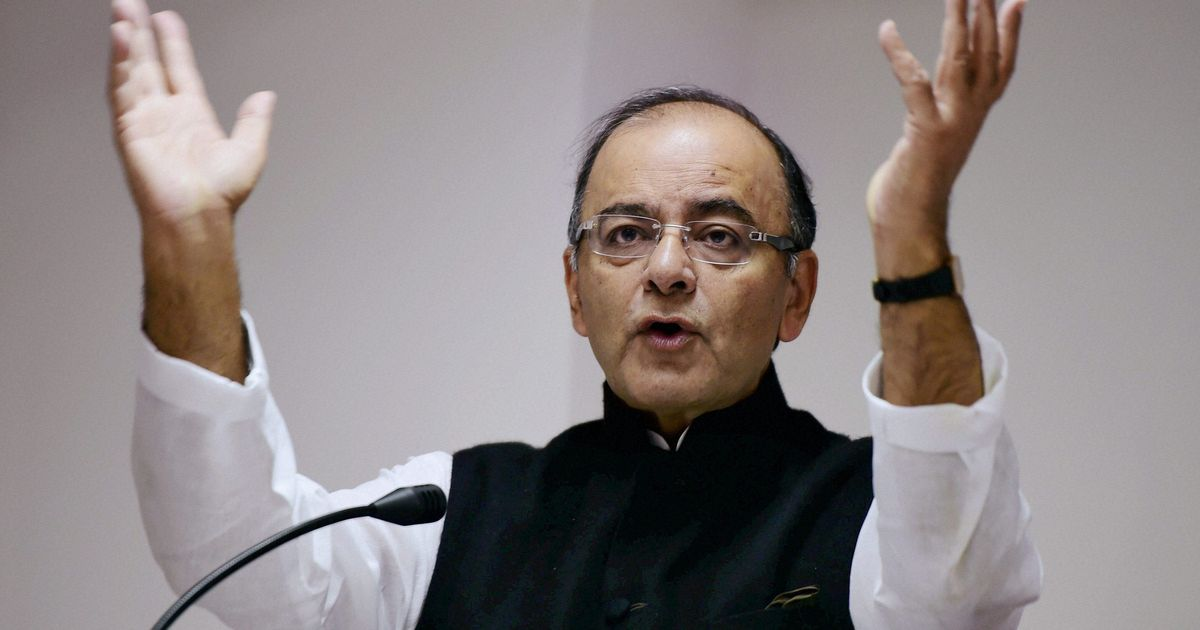 Full potential of Aadhaar not realised under UPA regime: Arun Jaitley