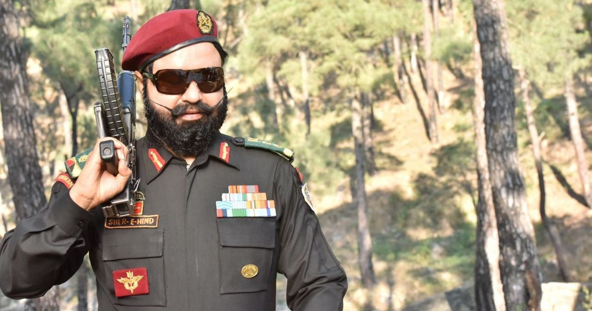 Dear Army jawan, why worry when Gurmeet Ram Rahim Singh is here?
