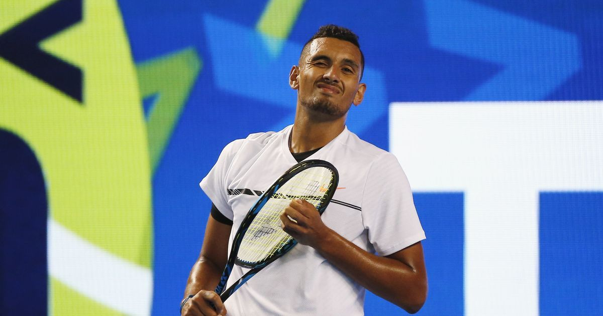For mercurial Kyrgios, it's consistency over rollercoaster tennis ahead of Australian Open