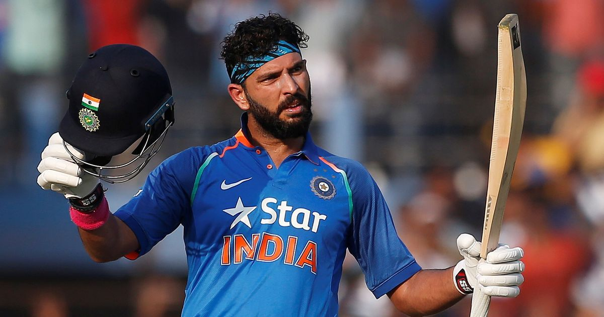 'It's time to say goodbye': Yuvraj Singh announces retirement from worldwide  cricket