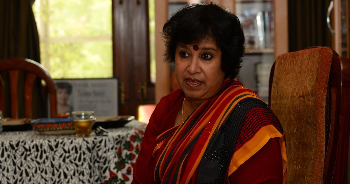 'I have to criticise religions that oppress women': Taslima Nasrin at Jaipur Literature Festival