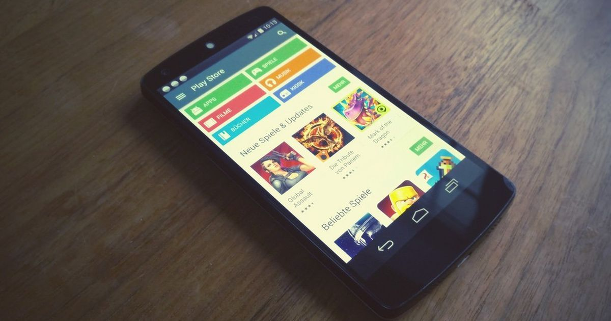 India takes top spot in Google Play store app downloads in 2016