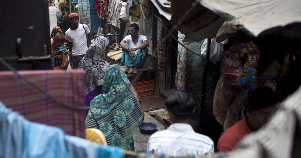 India's rising inequality is taking the shine off its growth story even in the world's eyes