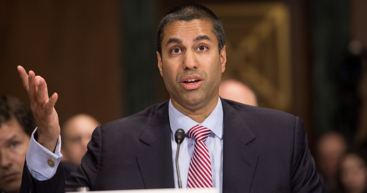 Donald Trump selects net neutrality critic Ajit Pai to head Federal Communications Commission