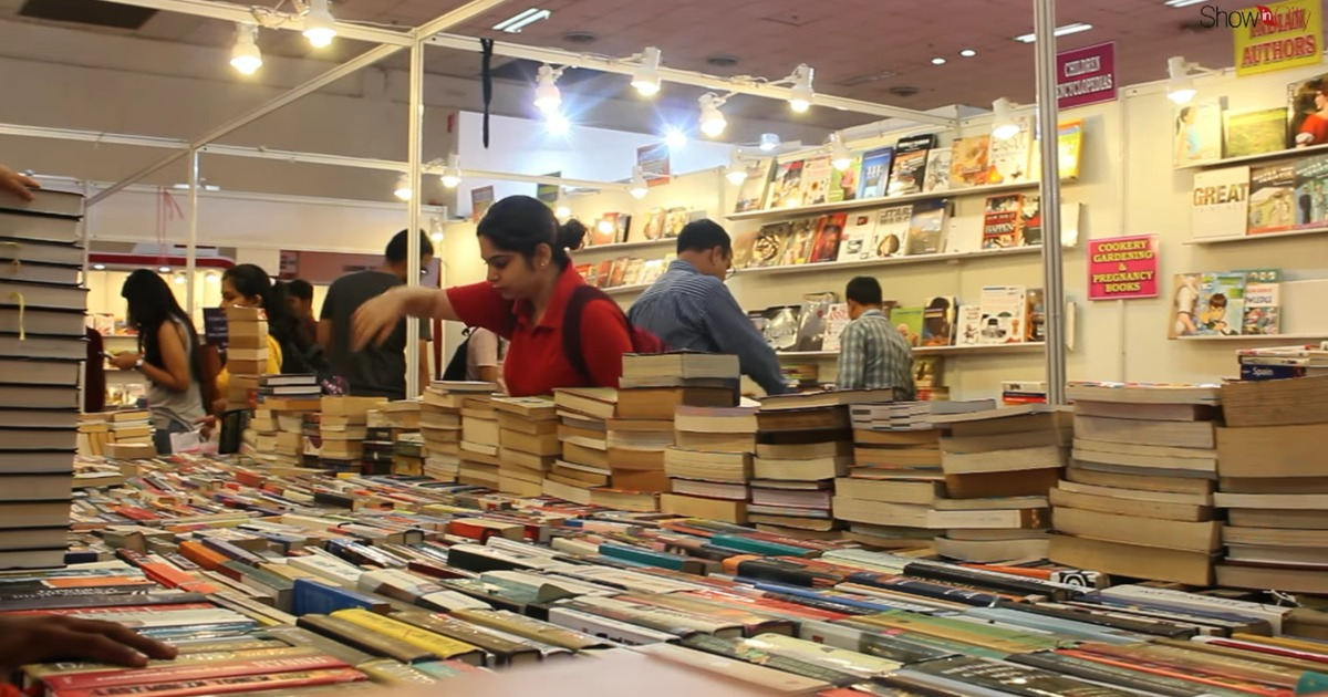 Three discoveries (and some footnotes) about readers and publishers from the World Book Fair