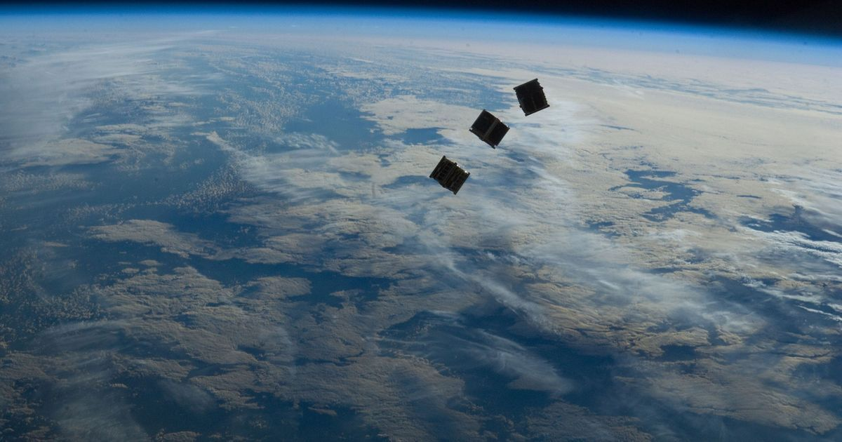 Image result for Smallsat Revolution