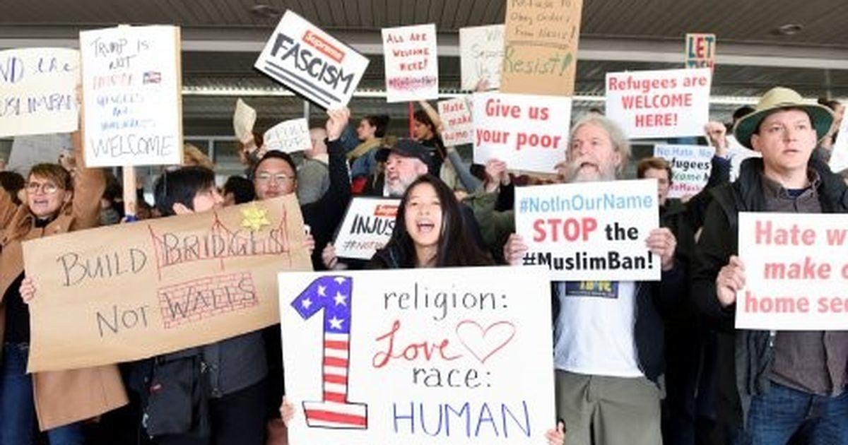 Judge Strikes Down Trump S Travel Ban