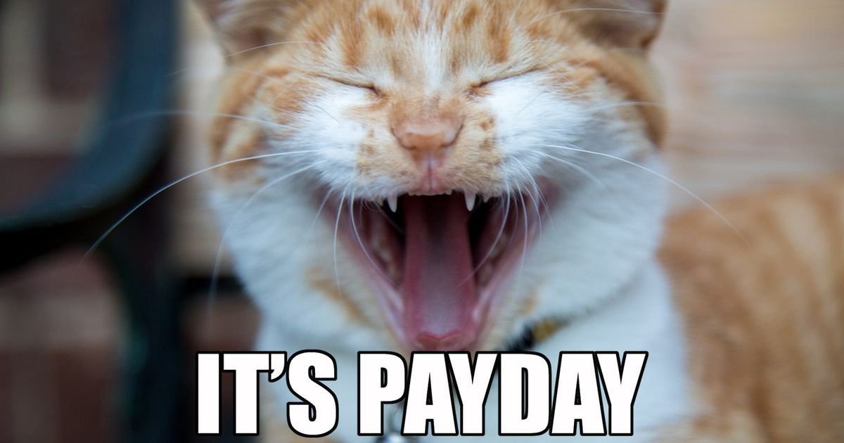 Five memes that explain why you need a toothpaste for your payday