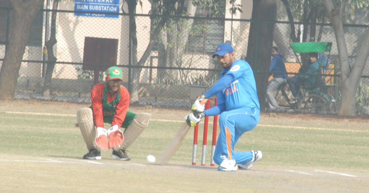 USA-based businessman donates $1 million to promote blind cricket globally