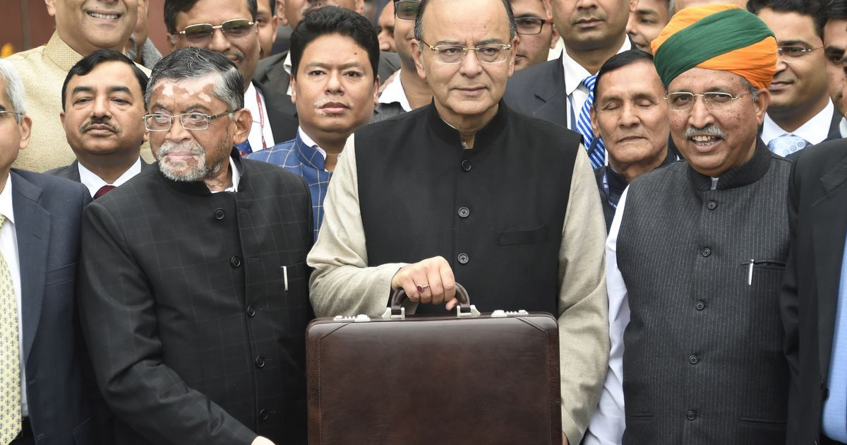 PM Modi congrats finance minister for Union budget