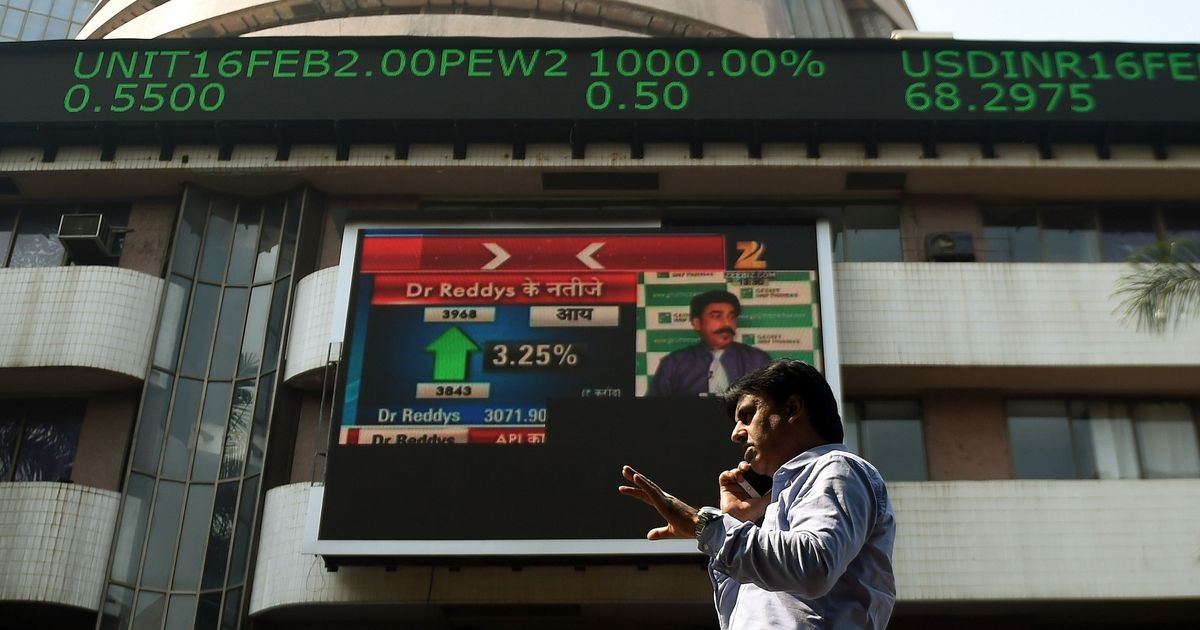Indian shares gain, Nifty at one-month high, on Asian cues