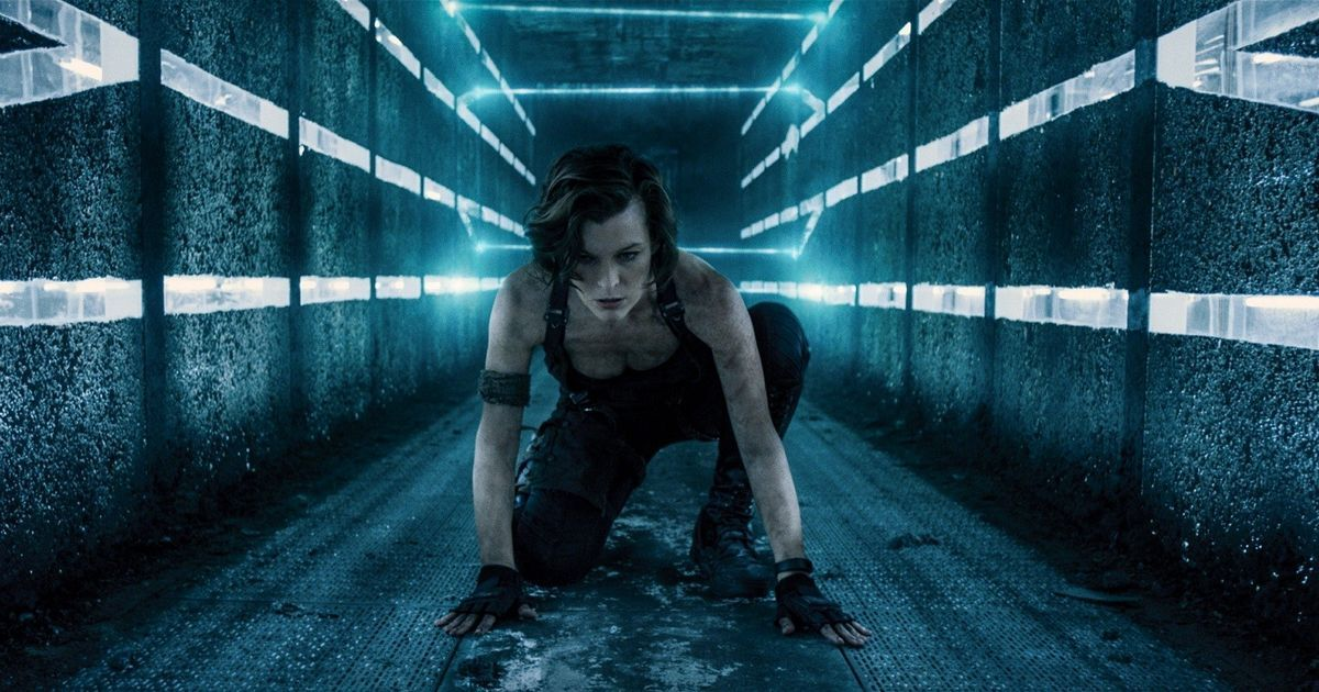 Resident Evil The Final Chapter Interview: Film Review: 'Resident Evil: The Final Chapter' Is Just As
