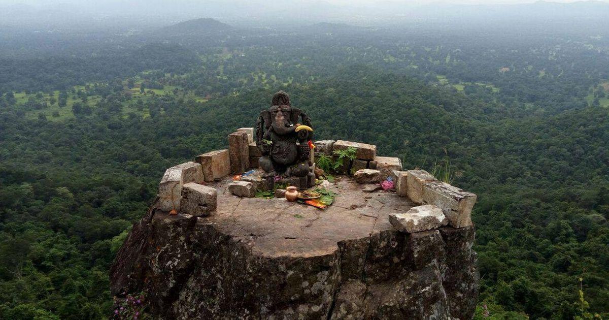 Chhattisgarh: ASI restores 1,300-year-old Ganesha idol that police suspect Maoists damaged