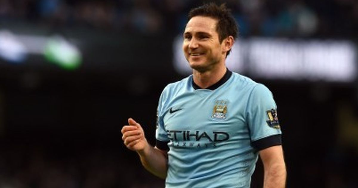 Frank's for the memories as Chelsea great Lampard hangs up his boots