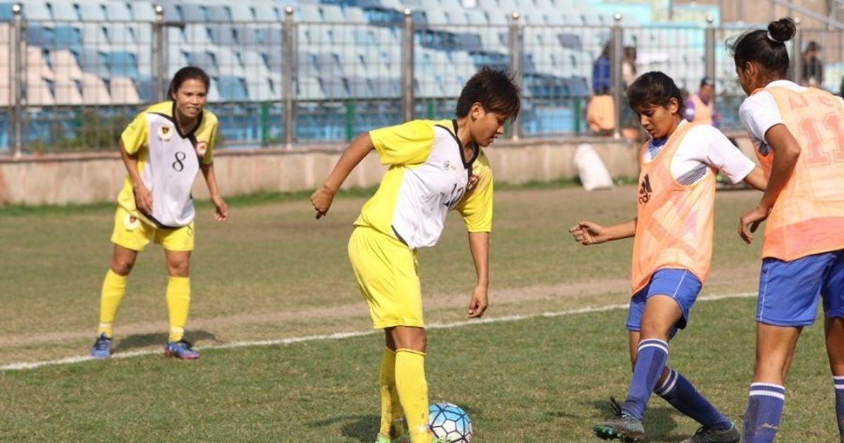 Football  Alakhpura beat Rising Student Club 1-0 to top Indian Women s  League table 8ecfa75145