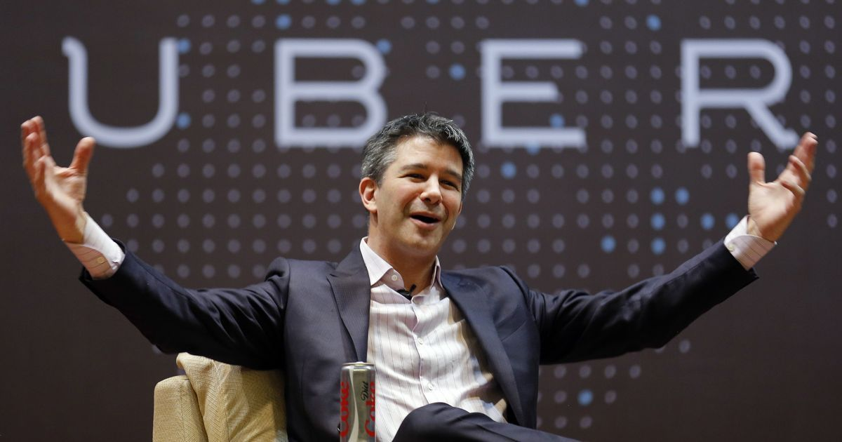 Uber may ask CEO Travis Kalanick to step down temporarily: The New York Times