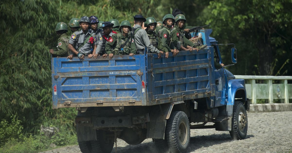 Myanmar military likely killed and raped hundreds during Rohingya crackdown: UN report
