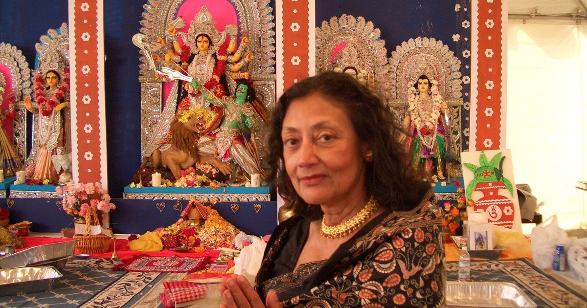 a father bharati mukherjee