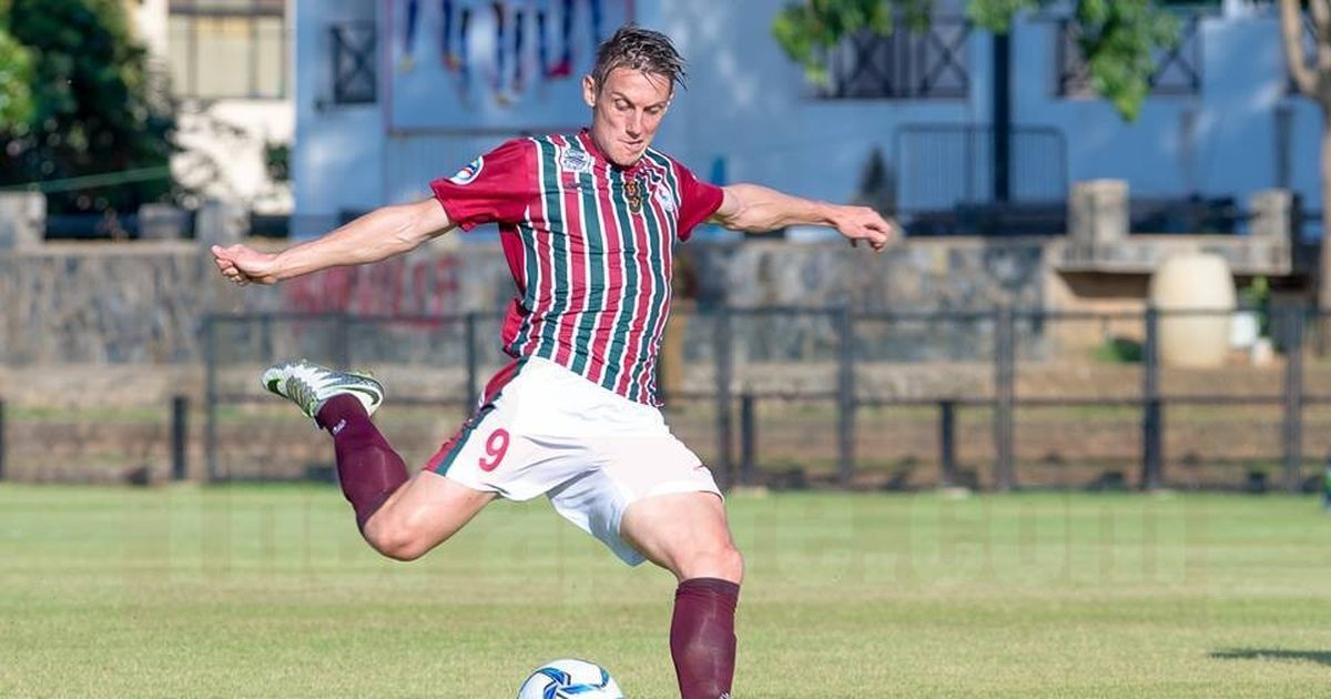 I-League: Darryl Duffy's brace steers Mohun Bagan to thrilling 3-2 win over Aizawl