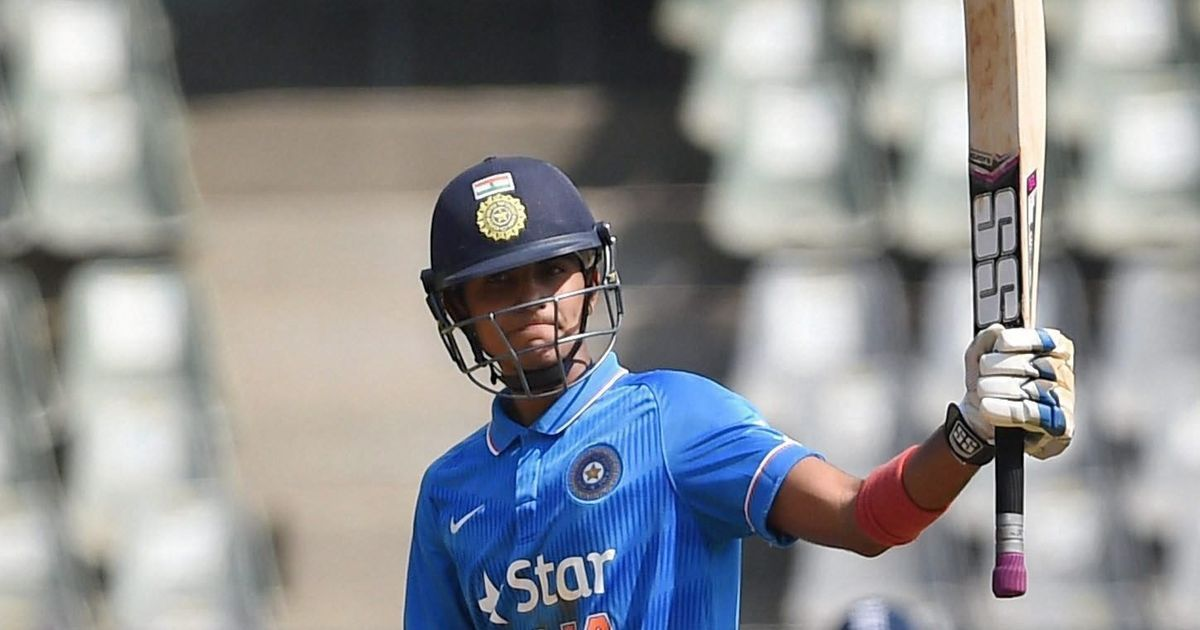 After U-19 WC heroics, Gill hits ton as Punjab beat Karnataka in Vijay Hazare thriller