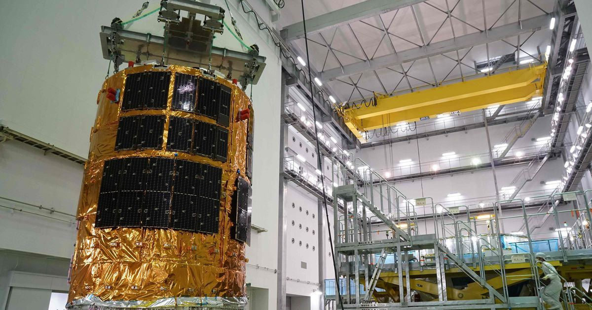 Unmanned Japanese probe fails to remove space debris