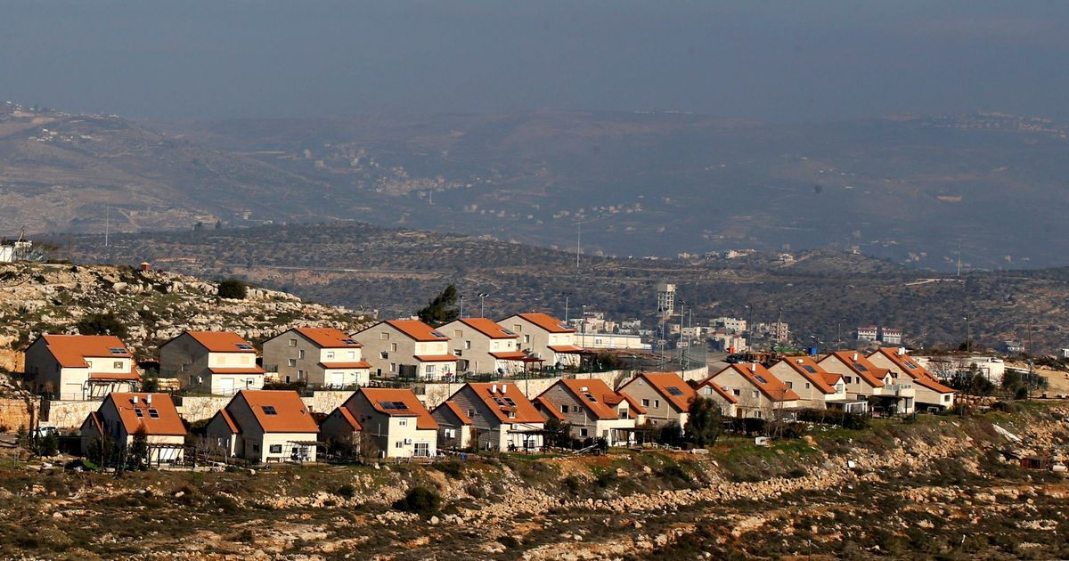 Israel legalises settler homes on private Palestinian land