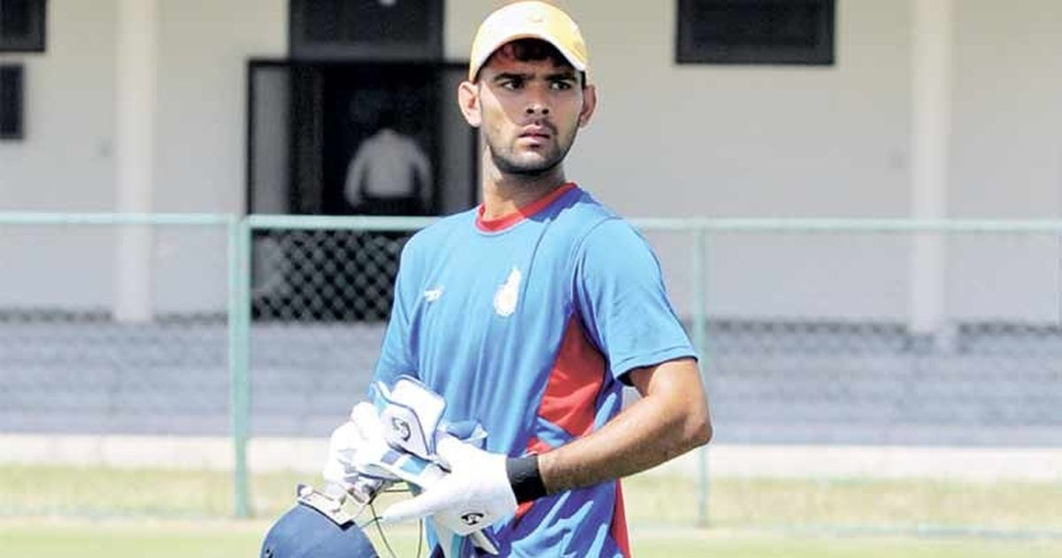 Local Indian cricketer blasts T20 triple century