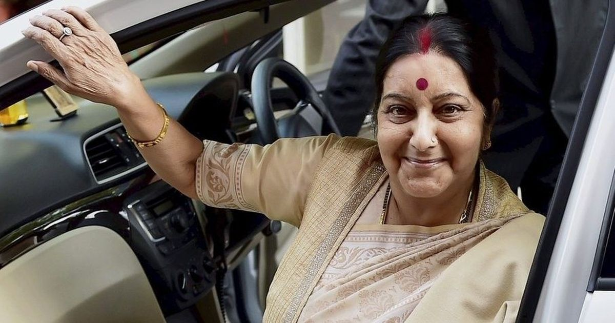 Sikkim standoff: Both India, China should withdraw troops from Doklam, says Sushma Swaraj
