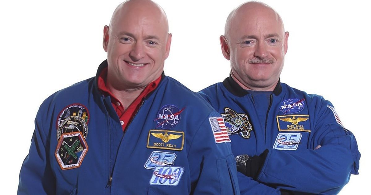 NASA sent a twin to space to see how the body is affected – and we're starting to get results