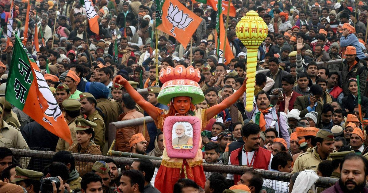 The demonetisation gambit has backfired for the BJP (and the old communal ploy hasn't worked)