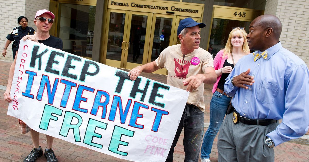 Donald Trump could be about to end net neutrality