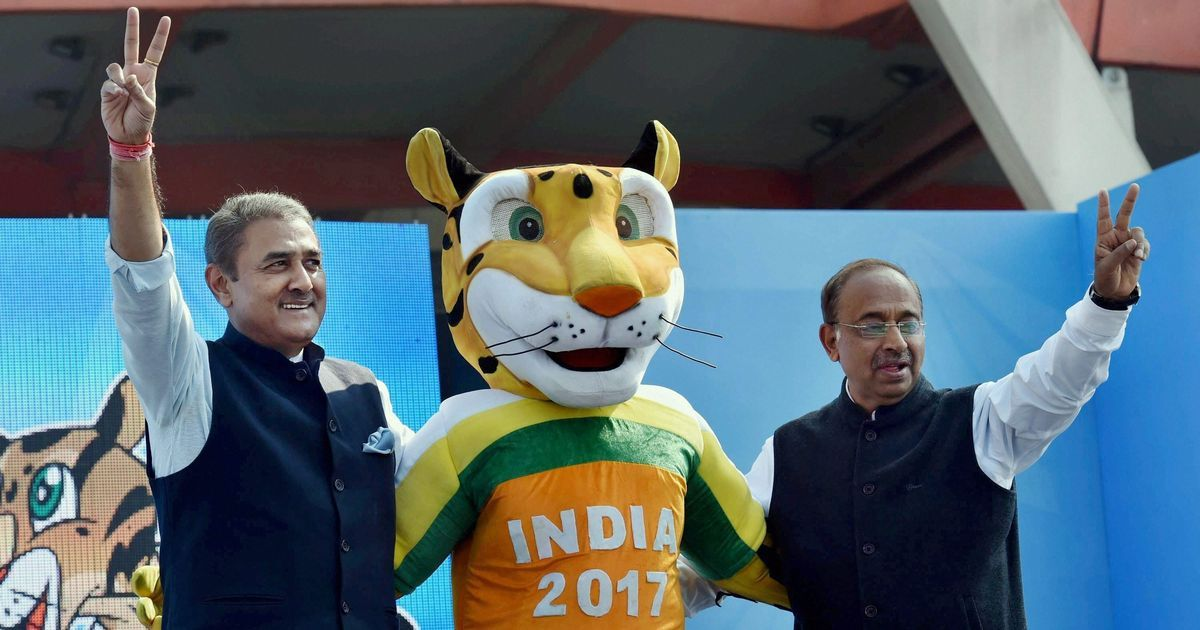 India submits expression of interest to host 2019 Under-20 Fifa World Cup