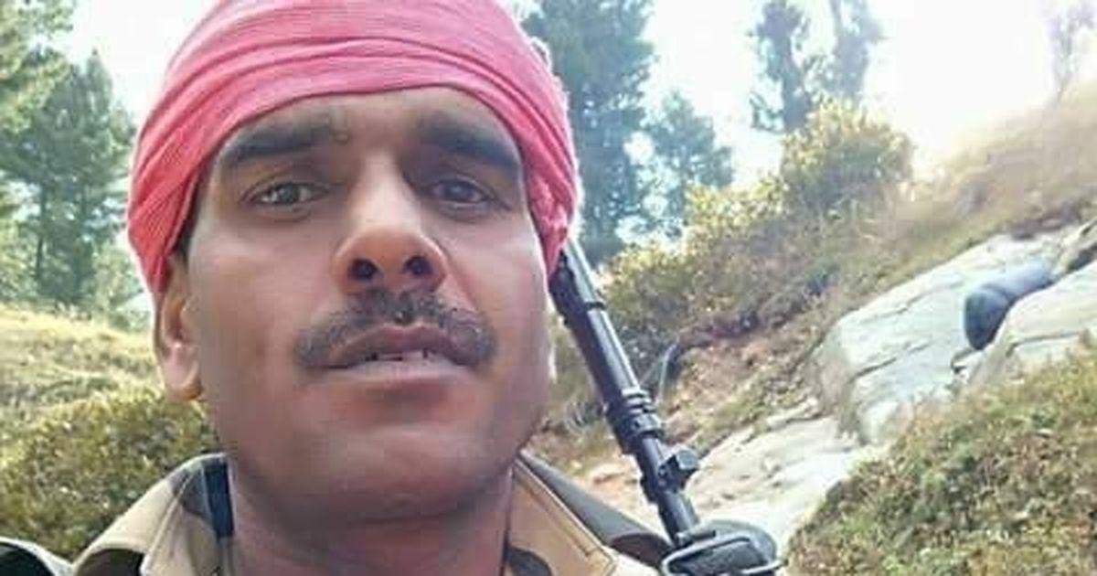 बीएसएफ से बर्ख़ास्त जवान तेज बहादुर यादव वाराणसी से नरेंद्र मोदी के ख़िलाफ़ चुनाव लड़ेंगे