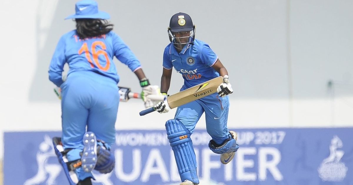 Thirush Kamini's century sets up 125-run win for India Women against Ireland in World Cup qualifiers