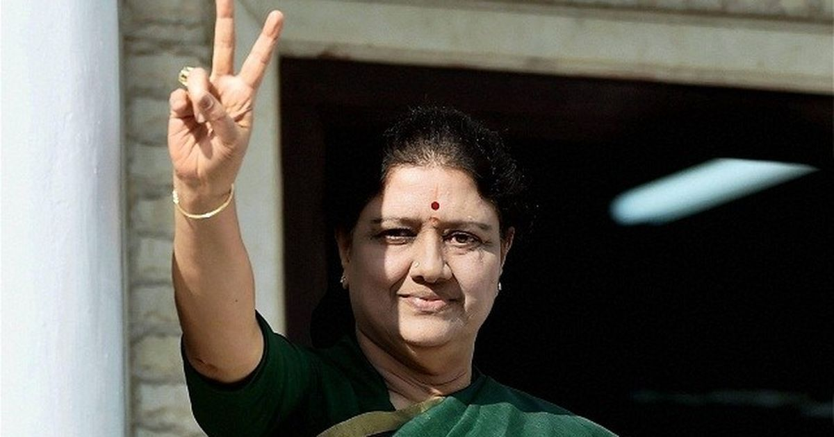 The prospect of Sasikala's early release from prison creates a flutter in Tamil Nadu politics