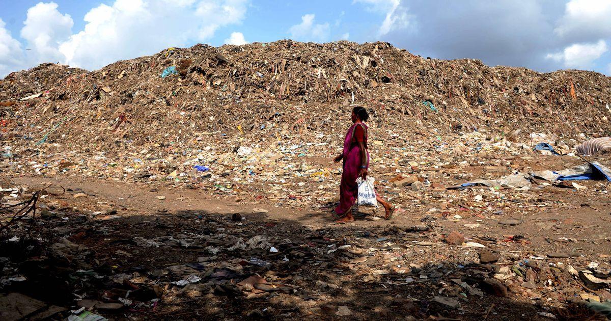 In a slum near Mumbai's Deonar dumping ground, life is a constant health battle