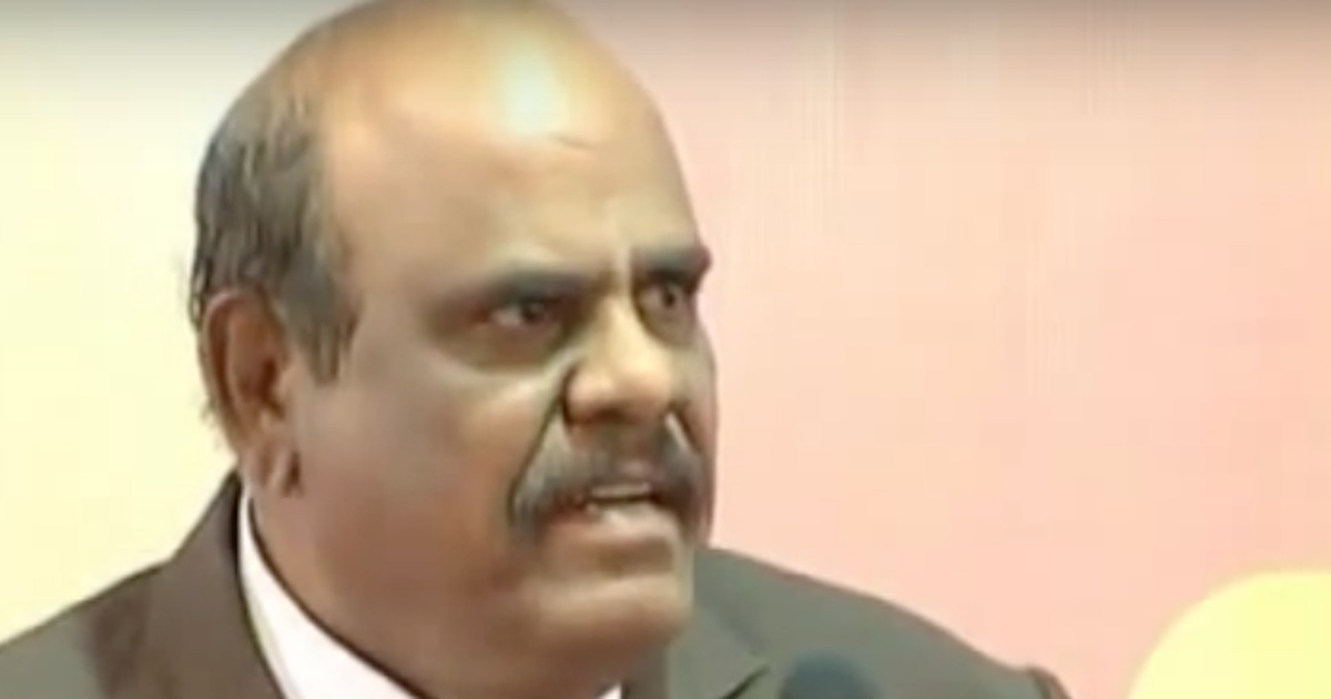 Justice CS Karnan fails to appear before Supreme Court over contempt notice