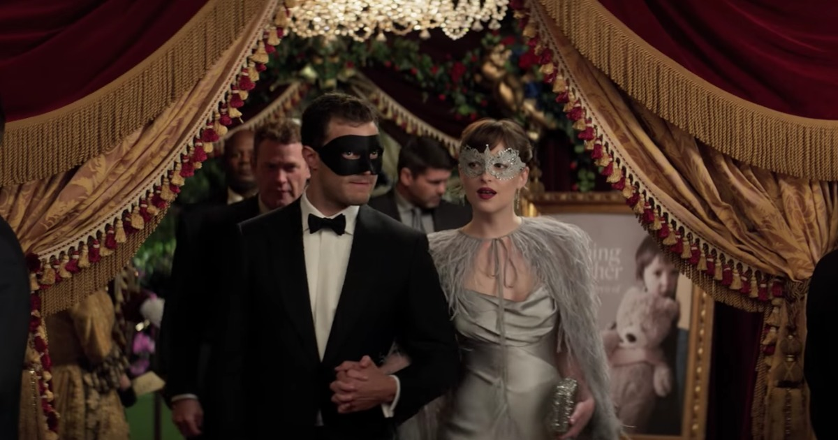 'Fifty Shades' is back in theatres. That's no reason to re-read the books. Especially not in 2017
