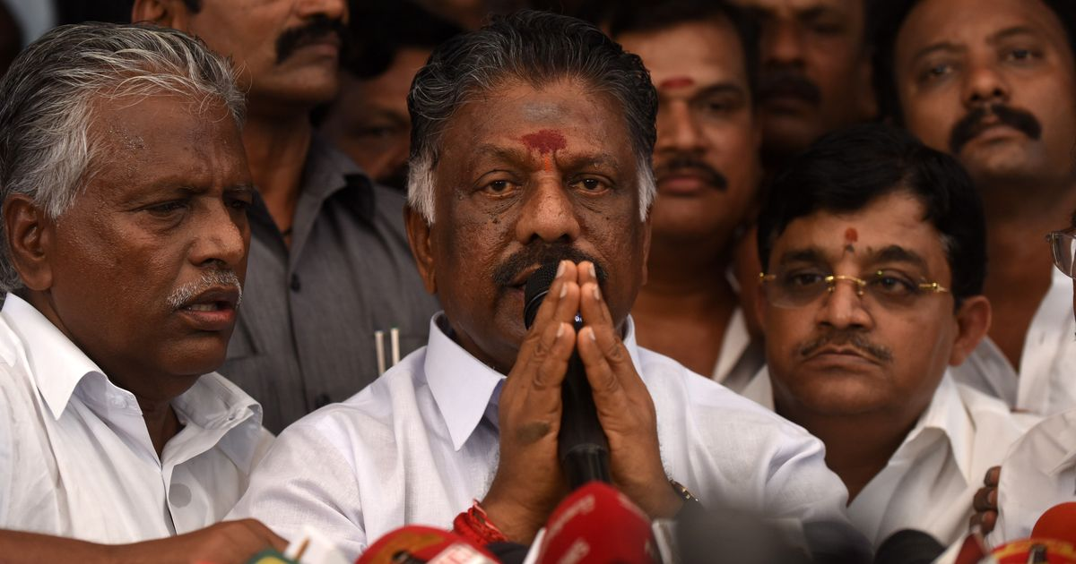 AIADMK merger: Positive result within two days, says Panneerselvam