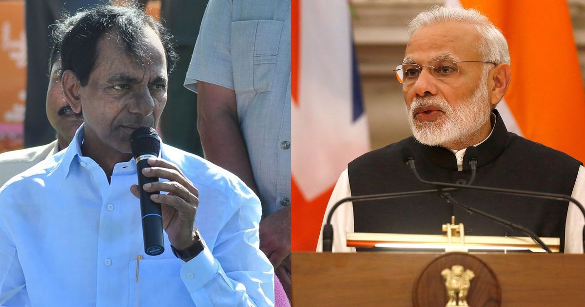 What Led To Feud Between KCR and Modi?