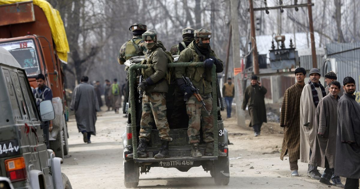 Jammu and Kashmir: Former Hizbul Mujahideen commander Abdul Najar killed in Uri