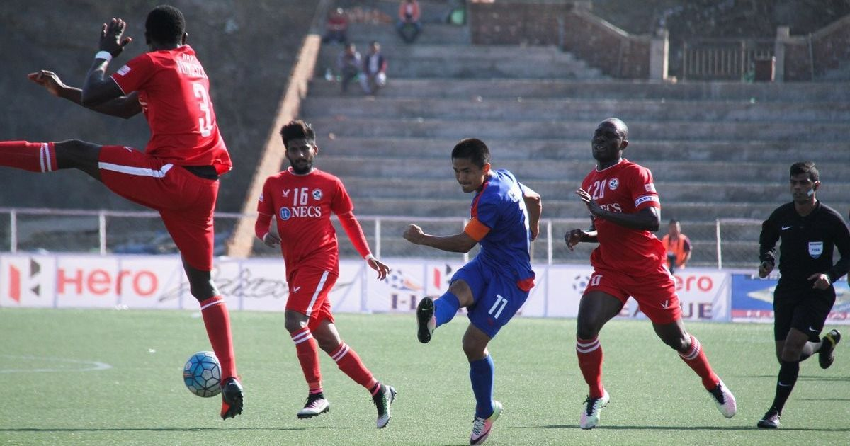 I-League: Sunil Chhetri breaks all-time Indian goal record in Bengaluru's draw with Aizawl