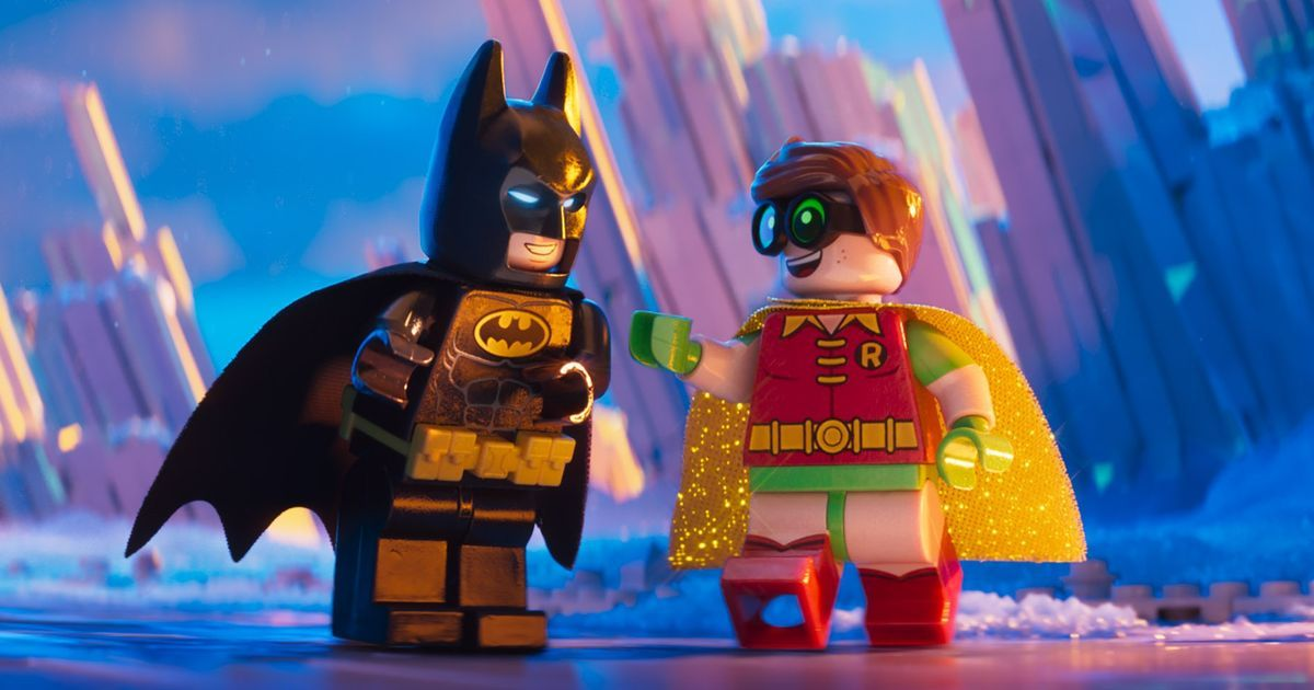 Film review: In 'The Lego Batman Movie', the Dark Knight is the hero every team deserves