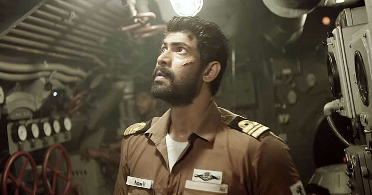 Film review: Underwater thriller 'The Ghazi Attack' dives deep for patriotism