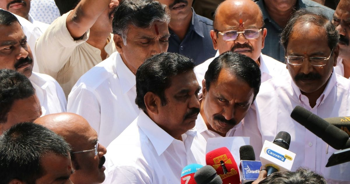 What next for Tamil Nadu and Edappadi Palaniswami