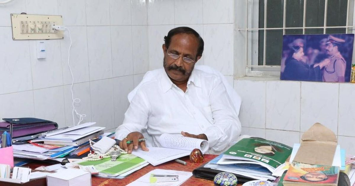 Tamil Nadu: Mylapore MLA R Nataraj says he will vote against Palaniswami in the floor test