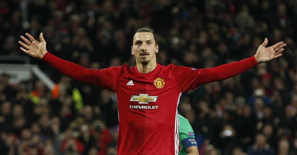 Watch: If you thought Zlatan Ibrahimovic's hat-trick was lucky, check some of these out