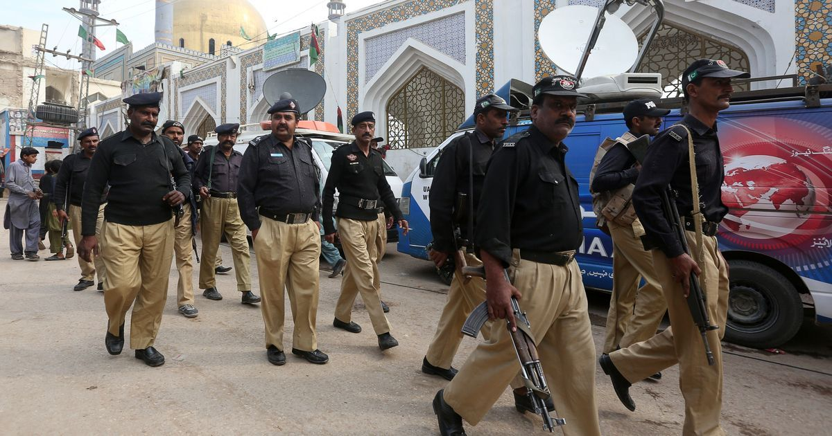 Pakistani forces kill dozens of militants, hours after blast at Sindh's Lal Shahbaz shrine