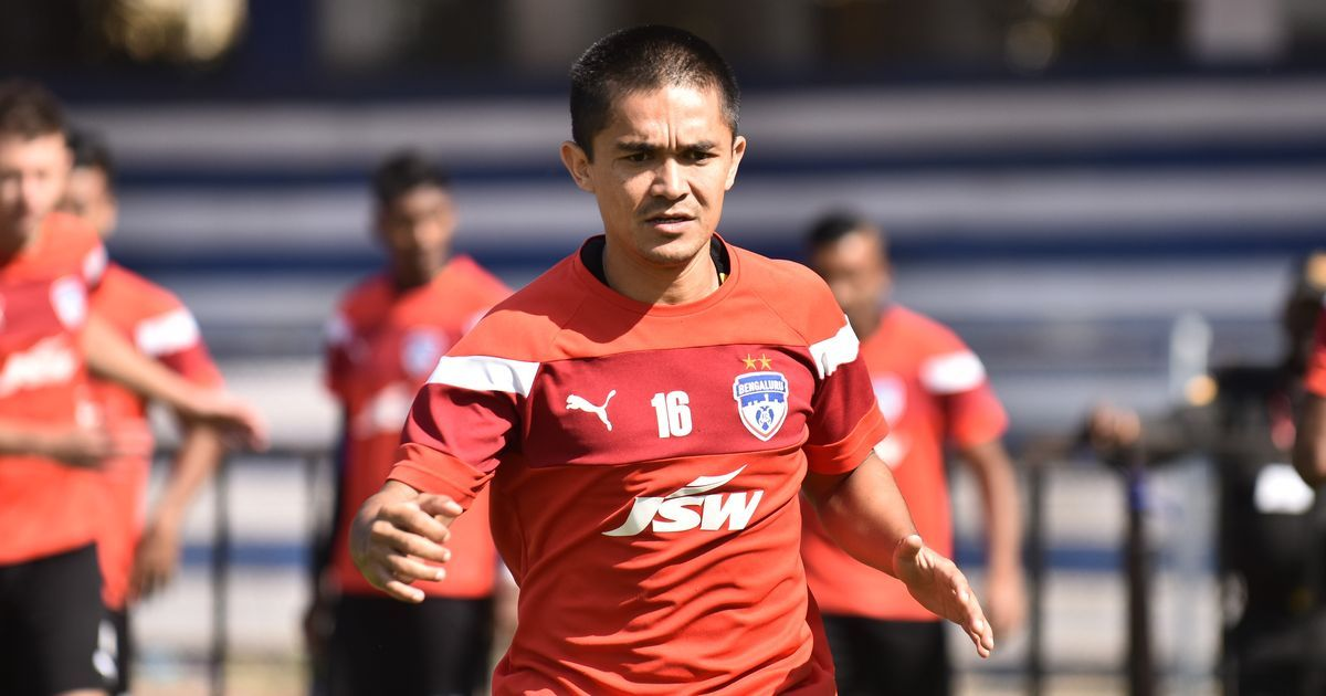 For Sunil Chhetri, the cause of the team is far more important than personal records