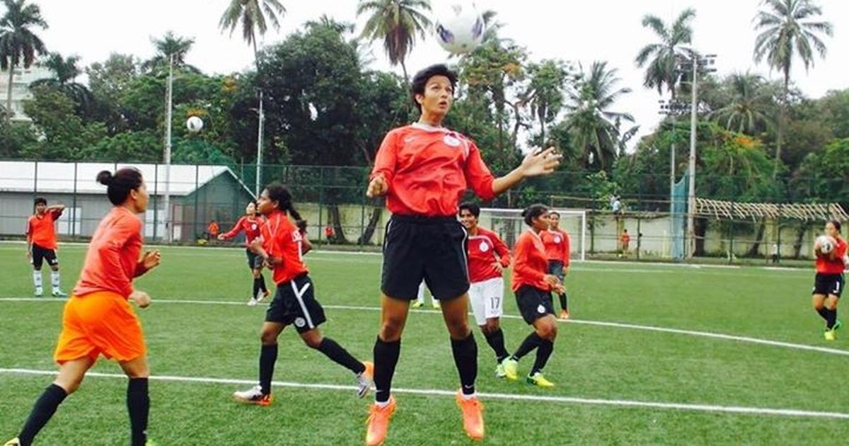Meet the Indian footballer who turned her back on the big bucks to undertake a Himalayan journey